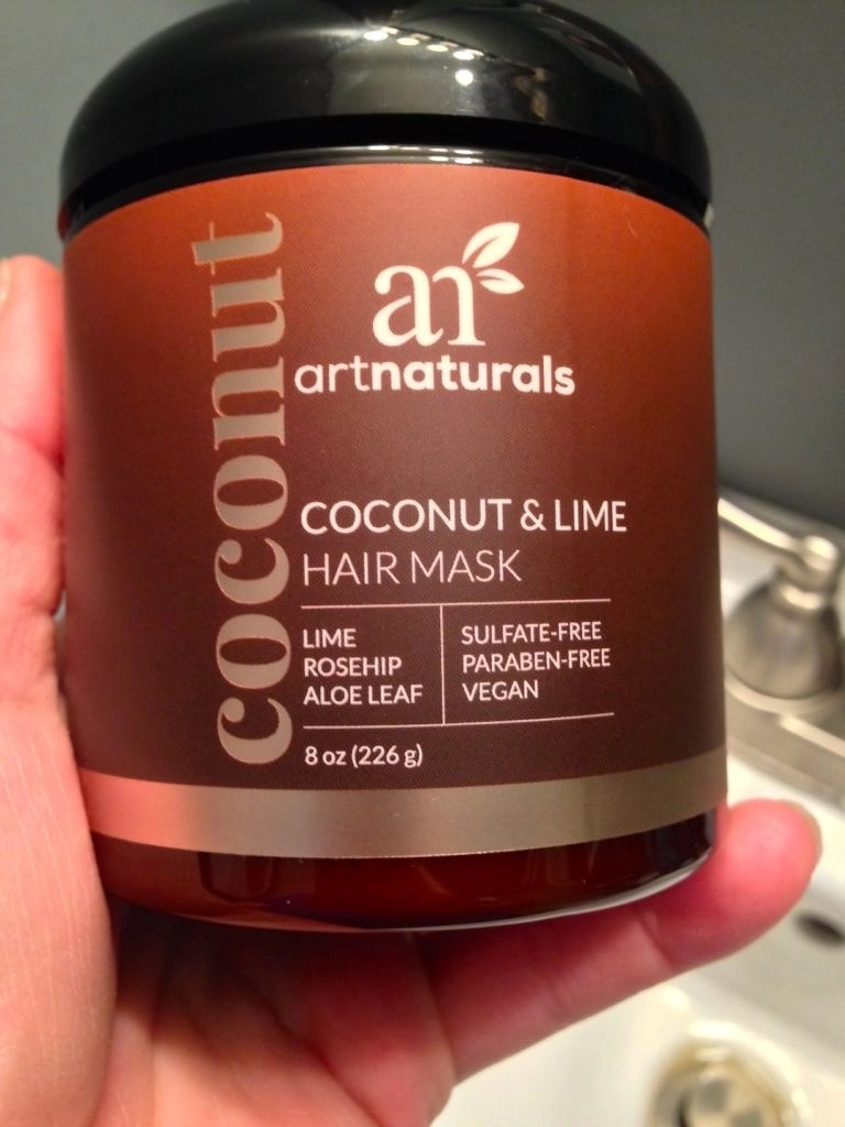 Benefits of Beauty by Nature-ArtNaturals Hair Masks-Coconut & Lime Hair Mask