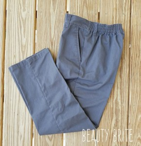 French Toast Pull-On Boys Pant