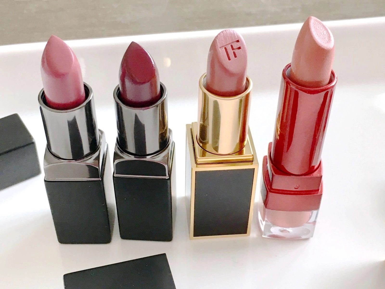 The top 4 lipsticks chosen