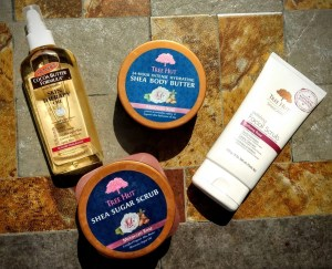 Tree Hut: Moisturize Yourself with Moroccan Rose