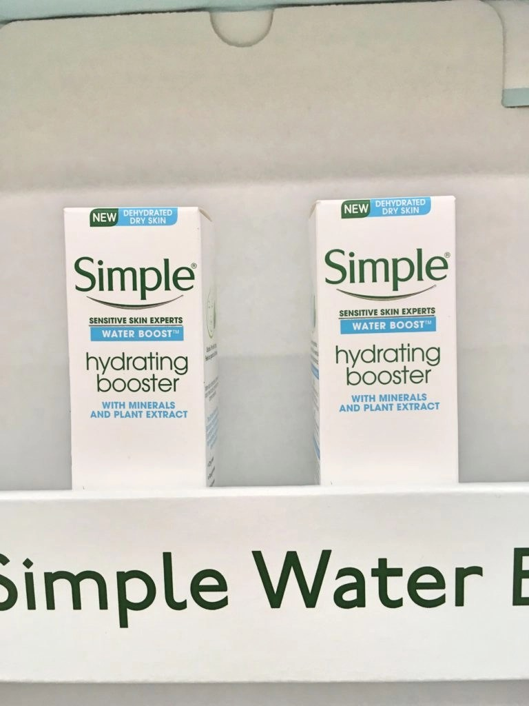 Water Boost Hydrating Booster