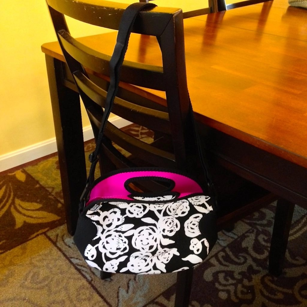 BUILT Home Products-Spicy Relish Lunch Tote
