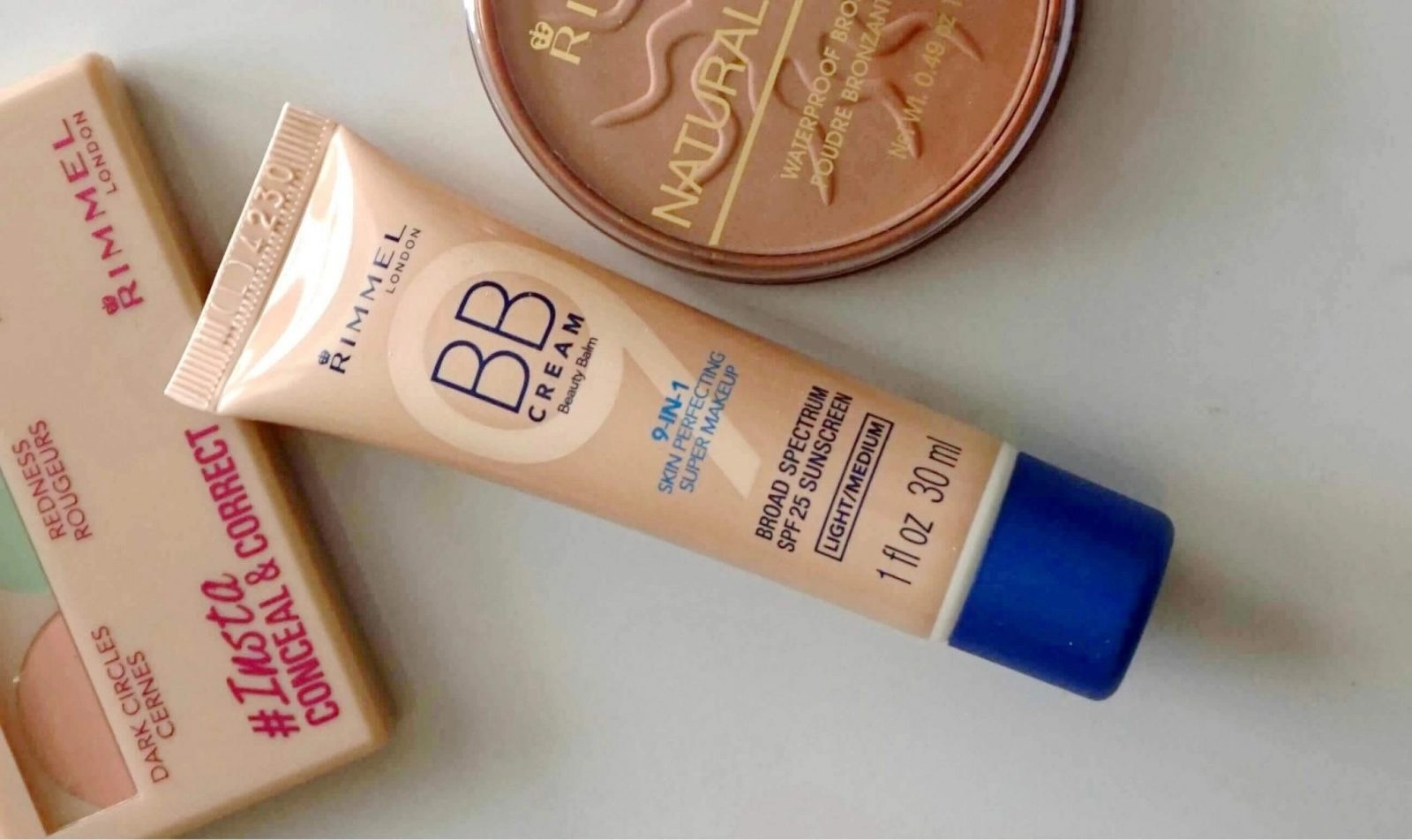 Rimmel BB Cream in Packaging