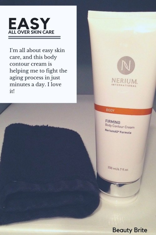 Easy All Over Skin Care - Nerium™ International Firming Body Contour Cream