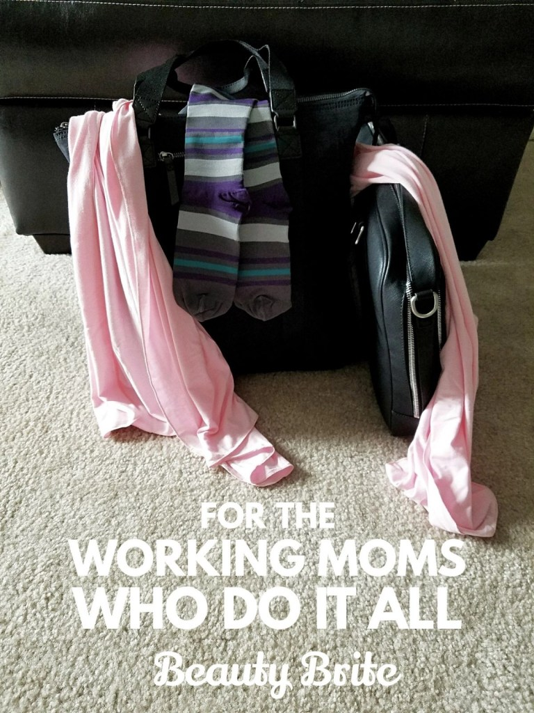 For The Working Moms Who Do It All