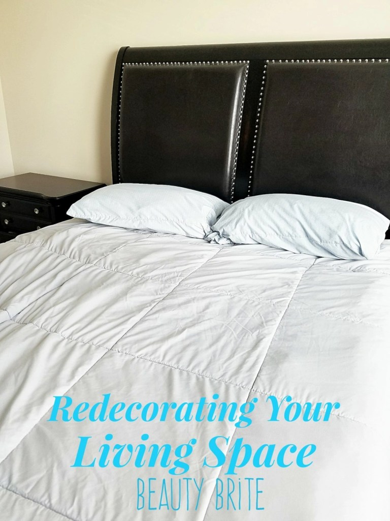 Redecorating Your Living Space