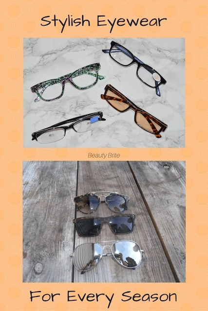 Stylish Eyewear for Every Season