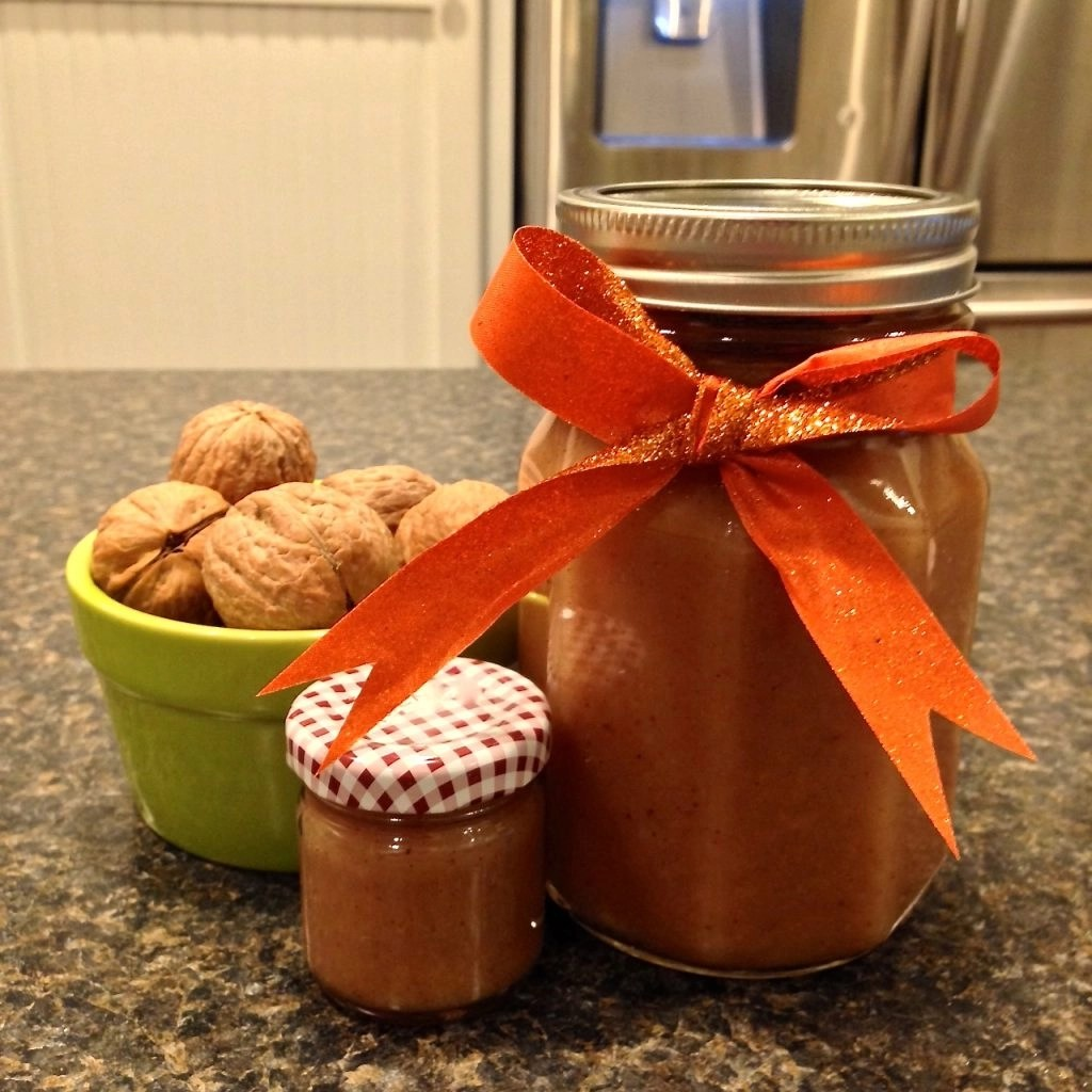 Ball Collection Elite Sharing Mason Jars-Spiced Pear Butter-Finished Product-3