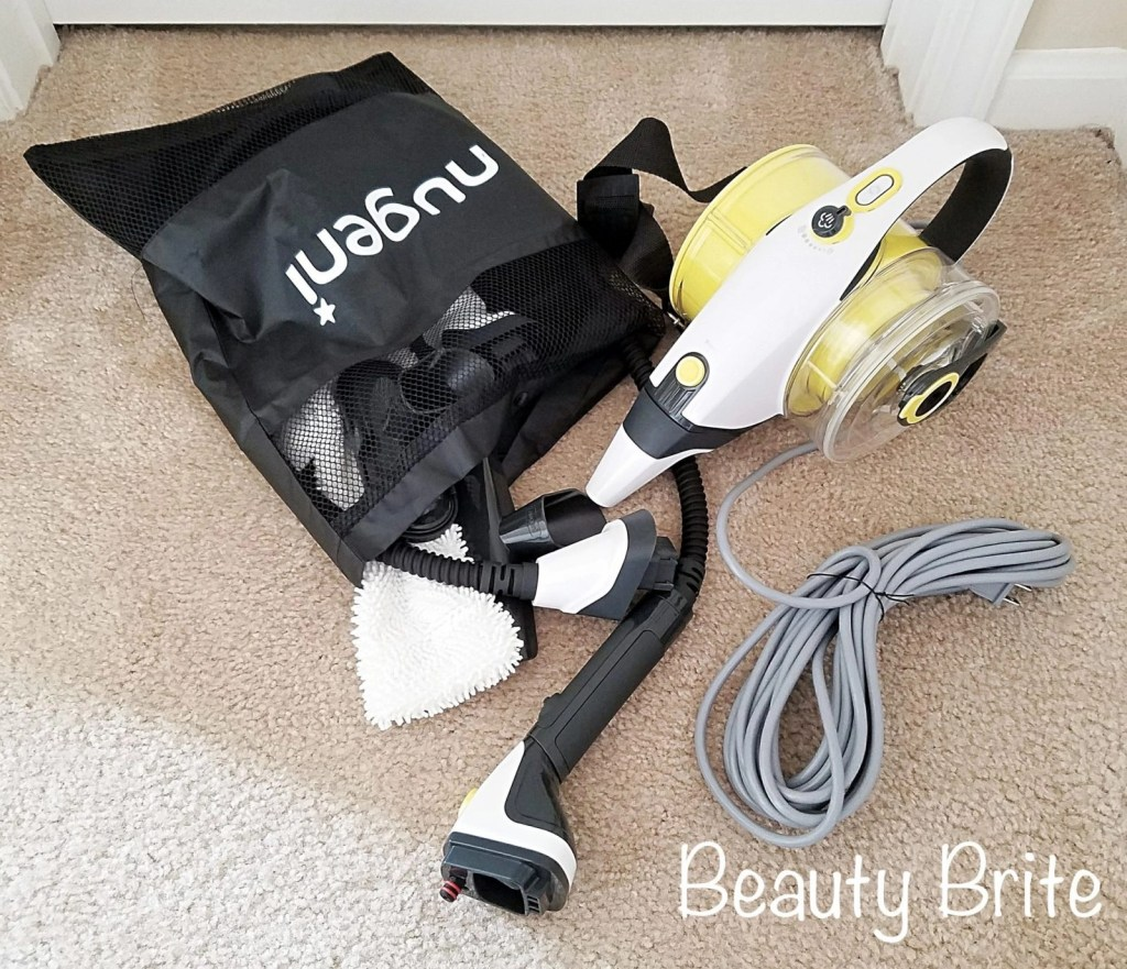 Nugeni STEAMPAC+ storage bag