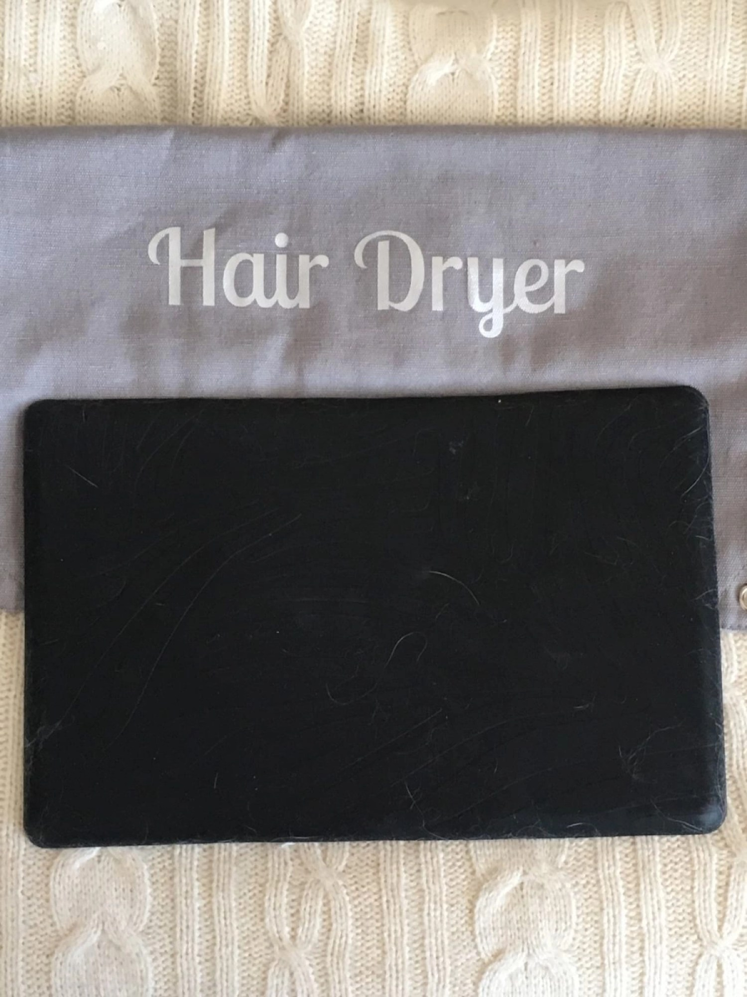 Does This Mat Protect Your Countertop While Styling Your Hair? - Mod Motive Hair Dryer Bag and Heat-Resistant Station Mat