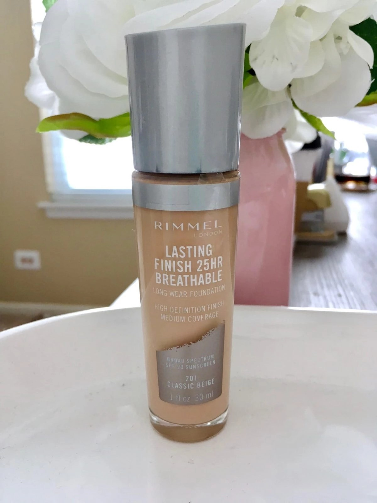 Rimmel London Lasting Finish 25 Hr Breathable Foundation and Concealer