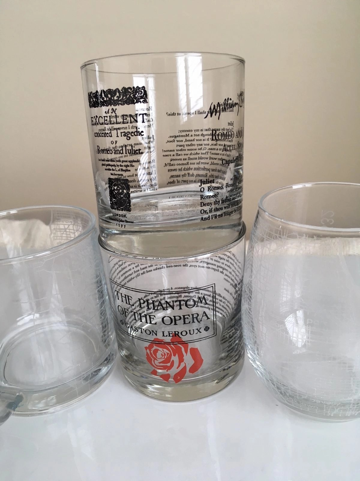 Engraved Glassware Makes A Fun And Unique Gift - Uncommon Green Engraved Glassware