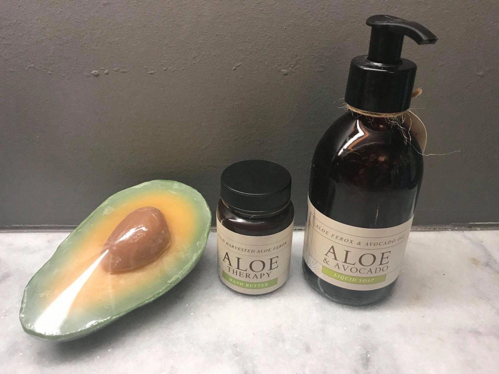 Rain Africa handcrafted hand and body products using only natural ingredients.