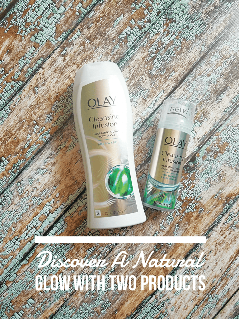 Discover A Natural Glow With Two Products