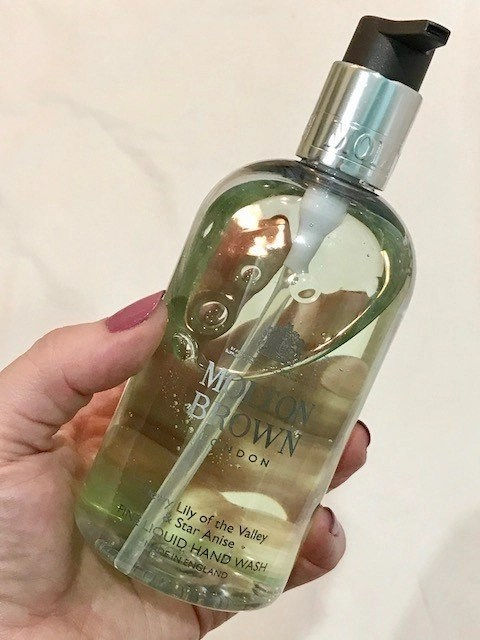 Molton Brown Dewy Lily of the Valley & Star Anise Hand Wash