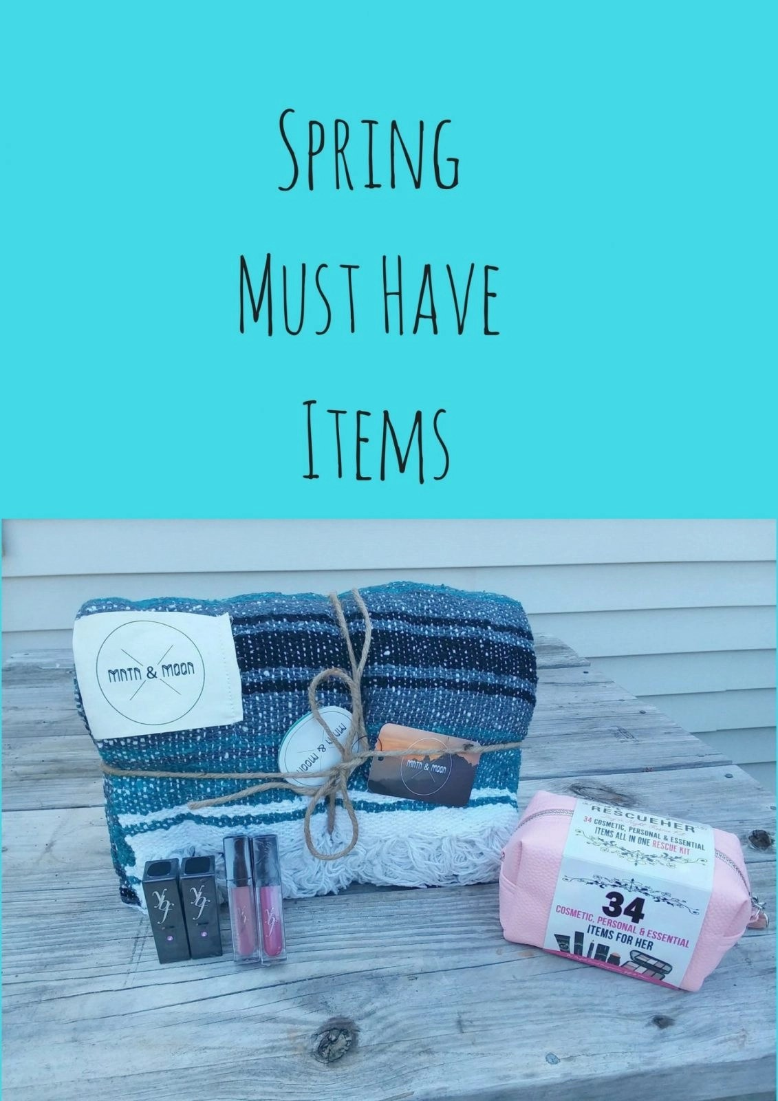 Spring Must Have Items