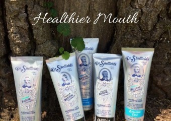 All Natural Toothpaste For A Healthier Mouth