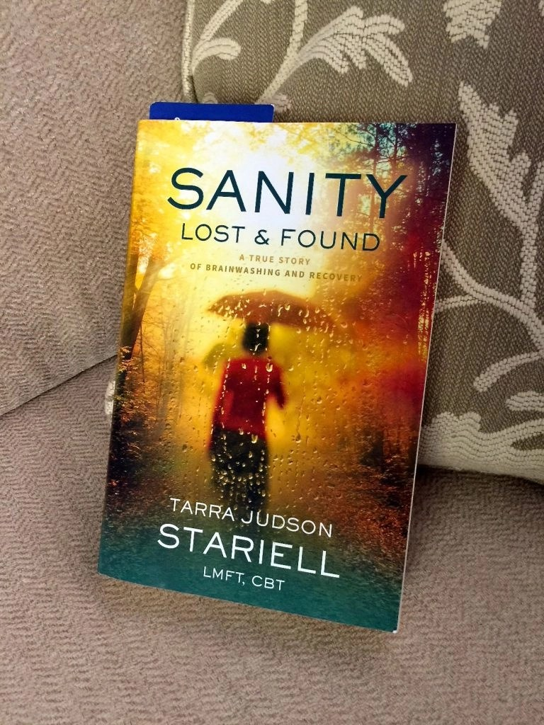 Sanity Lost & Found by Tarra Judson Stariell