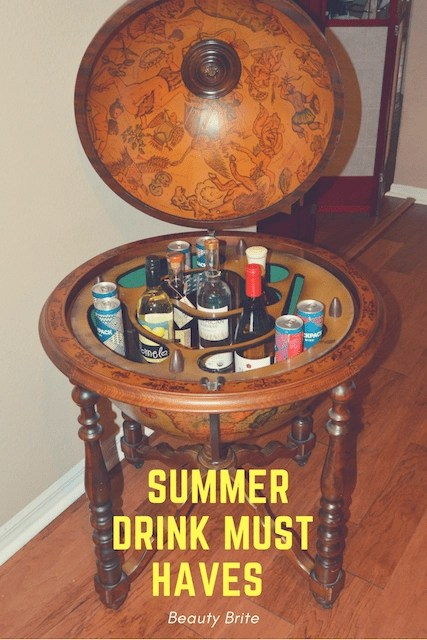 Summer Drink Must Haves