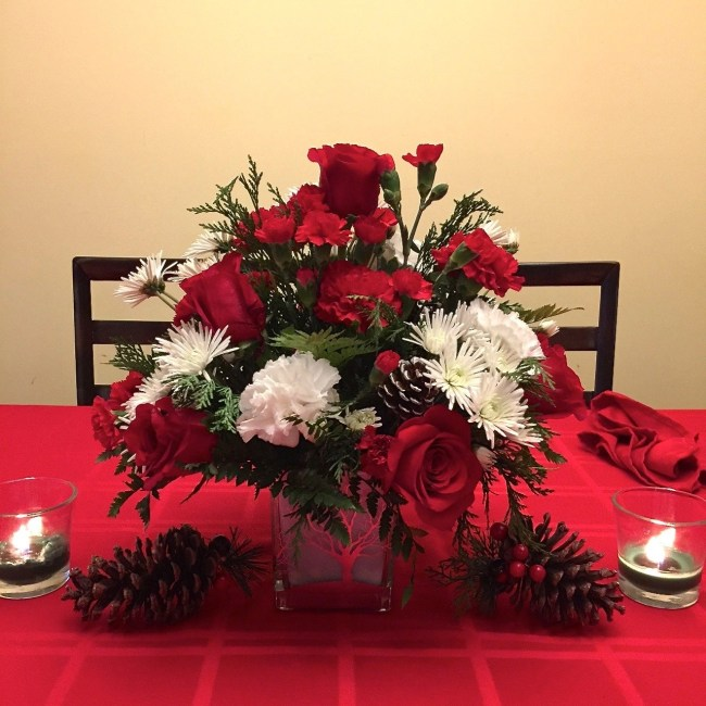 Teleflora 2017 Holiday Bouquet