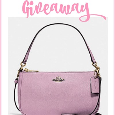 Coach Purse Giveaway