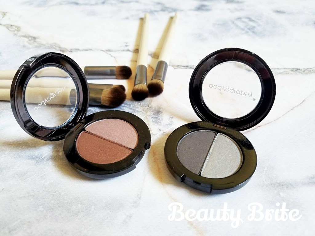 Duo Expression Eye Shadow Plum Passion and Cemented