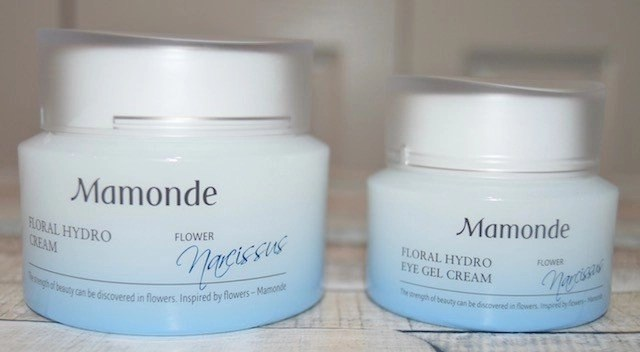K-Beauty Favorites Mamonde Narcissus Floral Hydro Collection