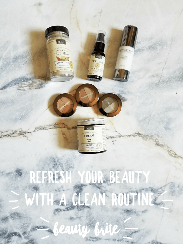 Refresh Your Beauty With A Clean Routine
