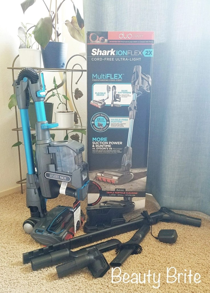Shark® IONFlex™ 2X DuoClean™ Cordless Ultra-Light Vacuum