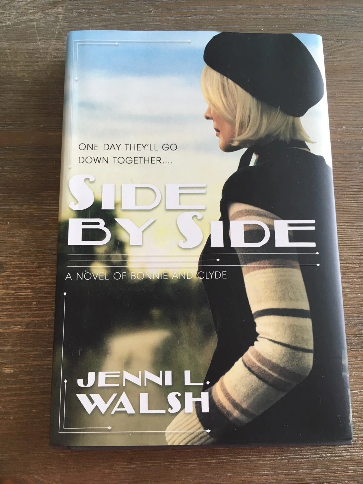 Side By Side Novel Cover