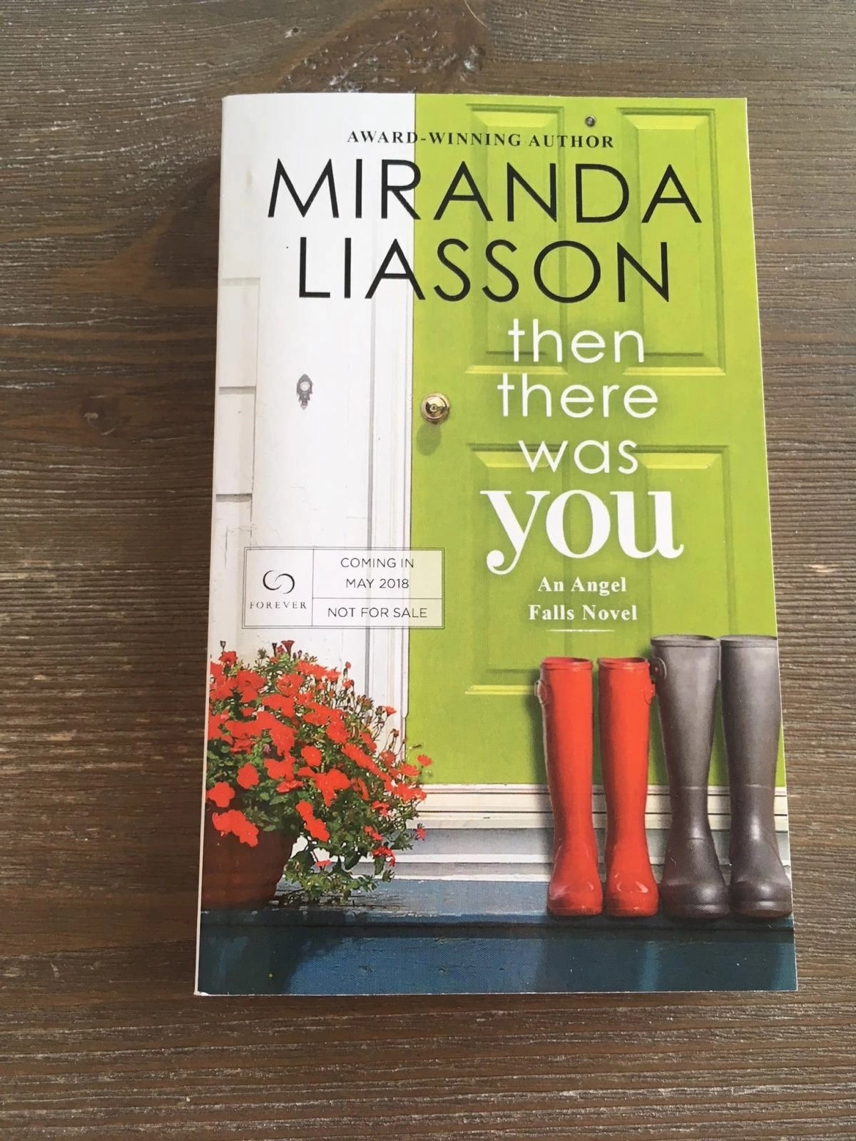Then There Was You Novel Cover
