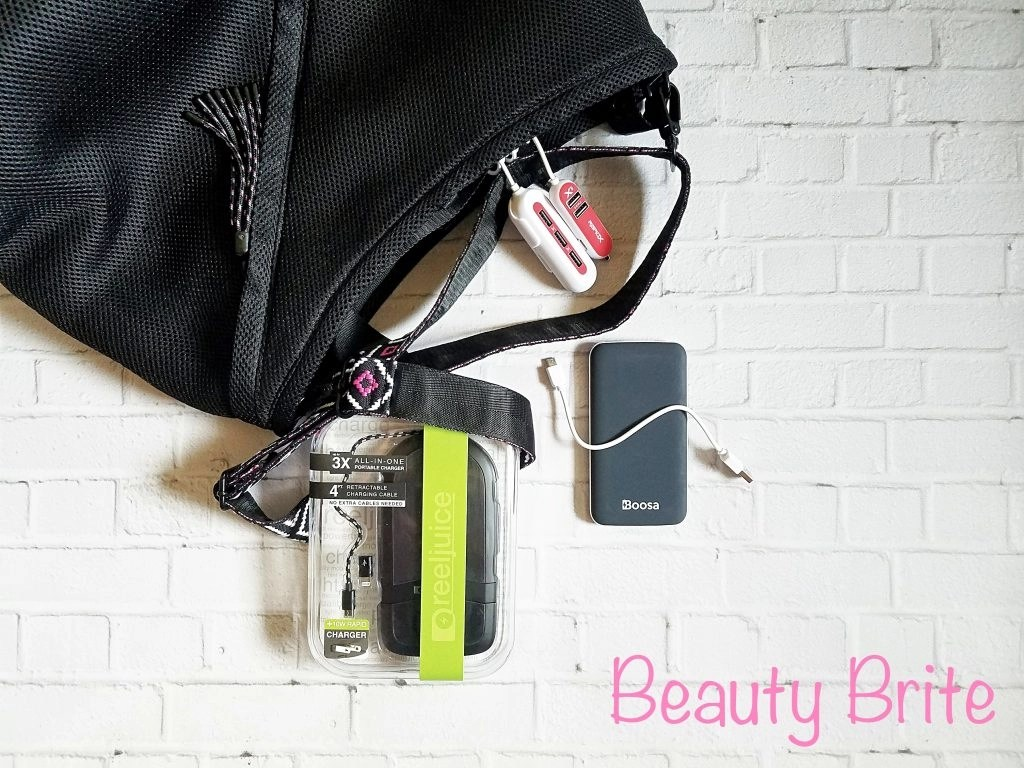 Stylish And Connected On-The-Go social media