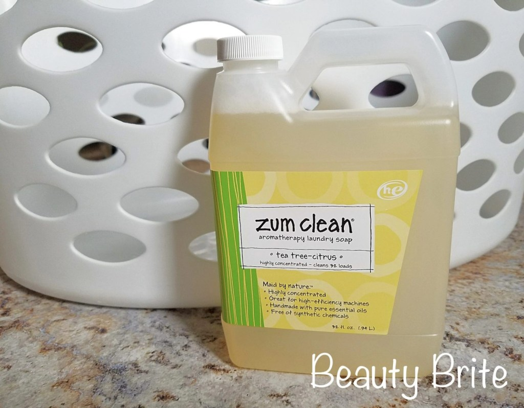 Zum Laundry Soap - Tea Tree - Citrus