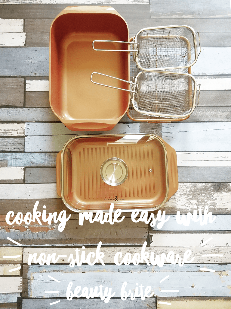 Cooking Made Easy With Non-Stick Cookware