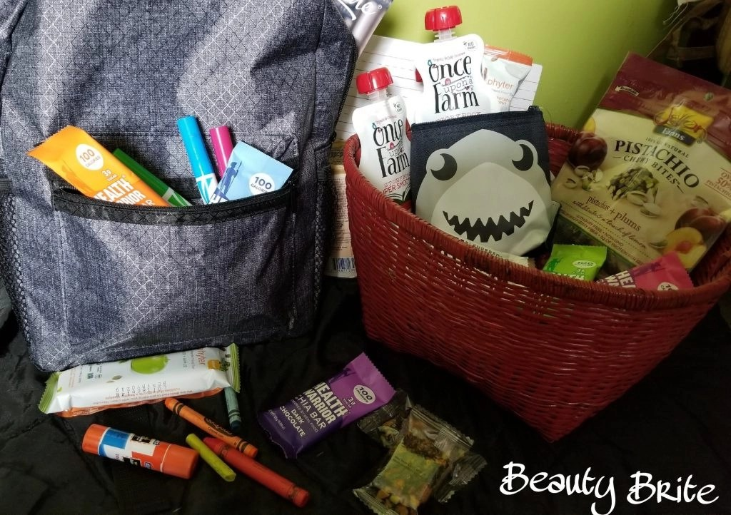 Four Healthy Snacks to Add to Your Back to School Stash - social media