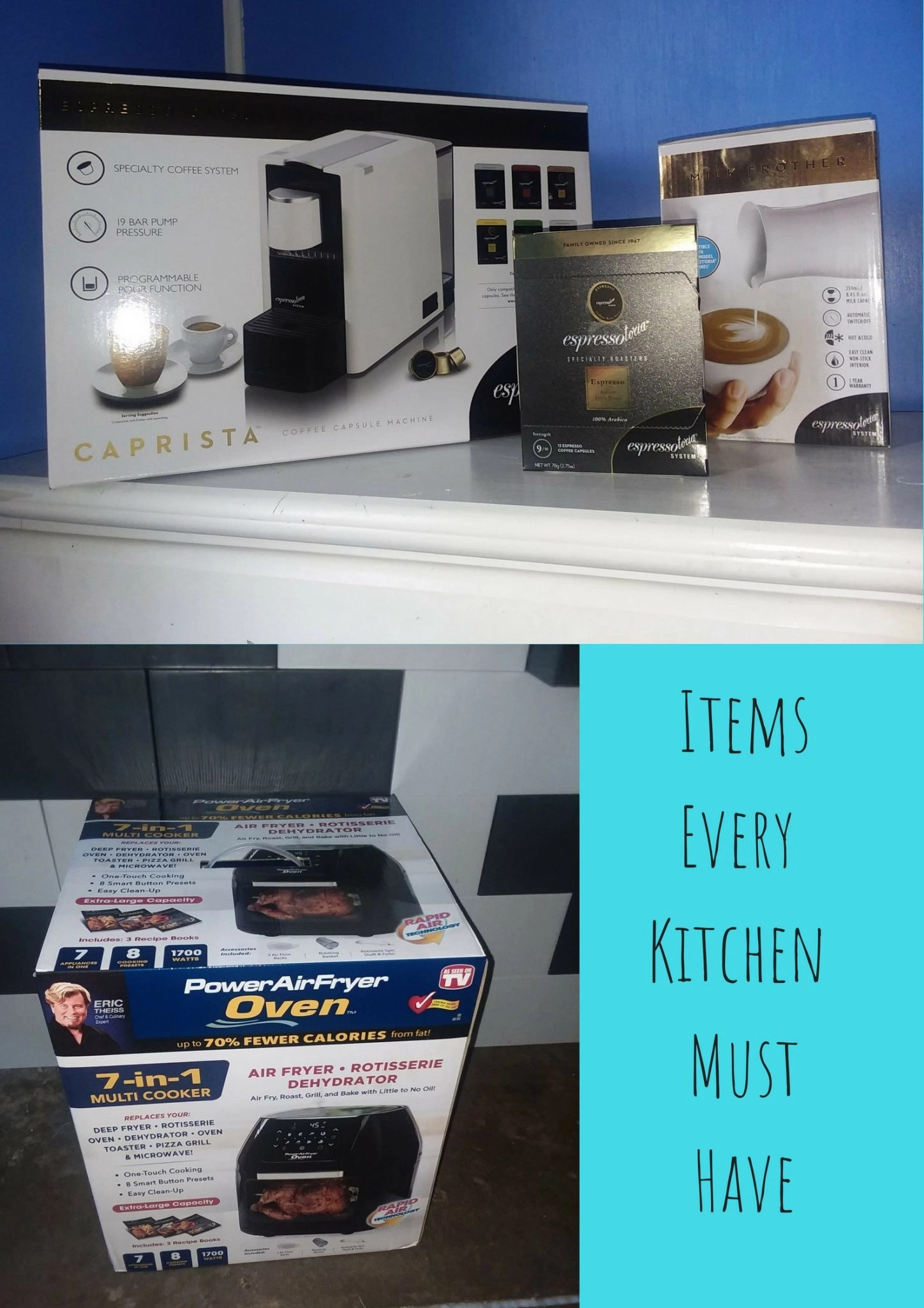 Items Every Kitchen Must Have