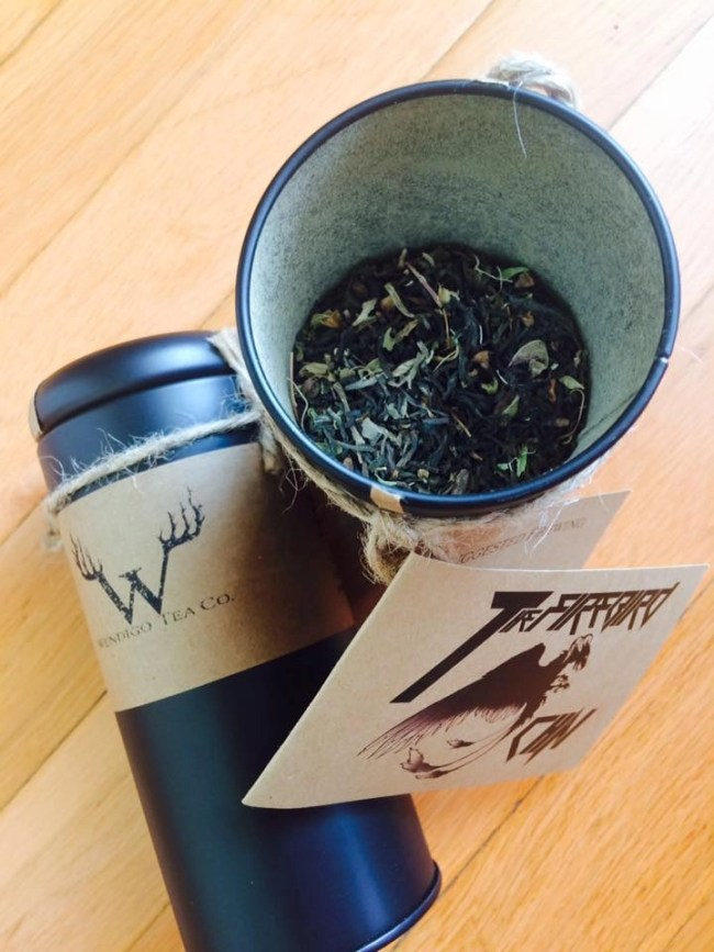 Wendigo Firebird Chai Loose Leaf Tea