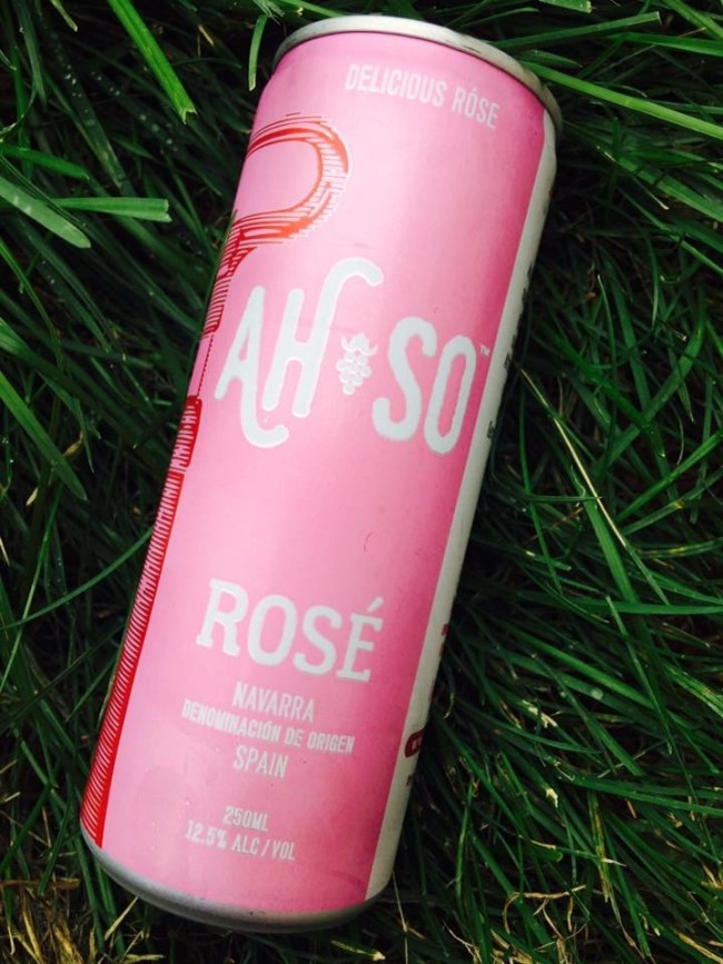 Ah-So Rose Wine