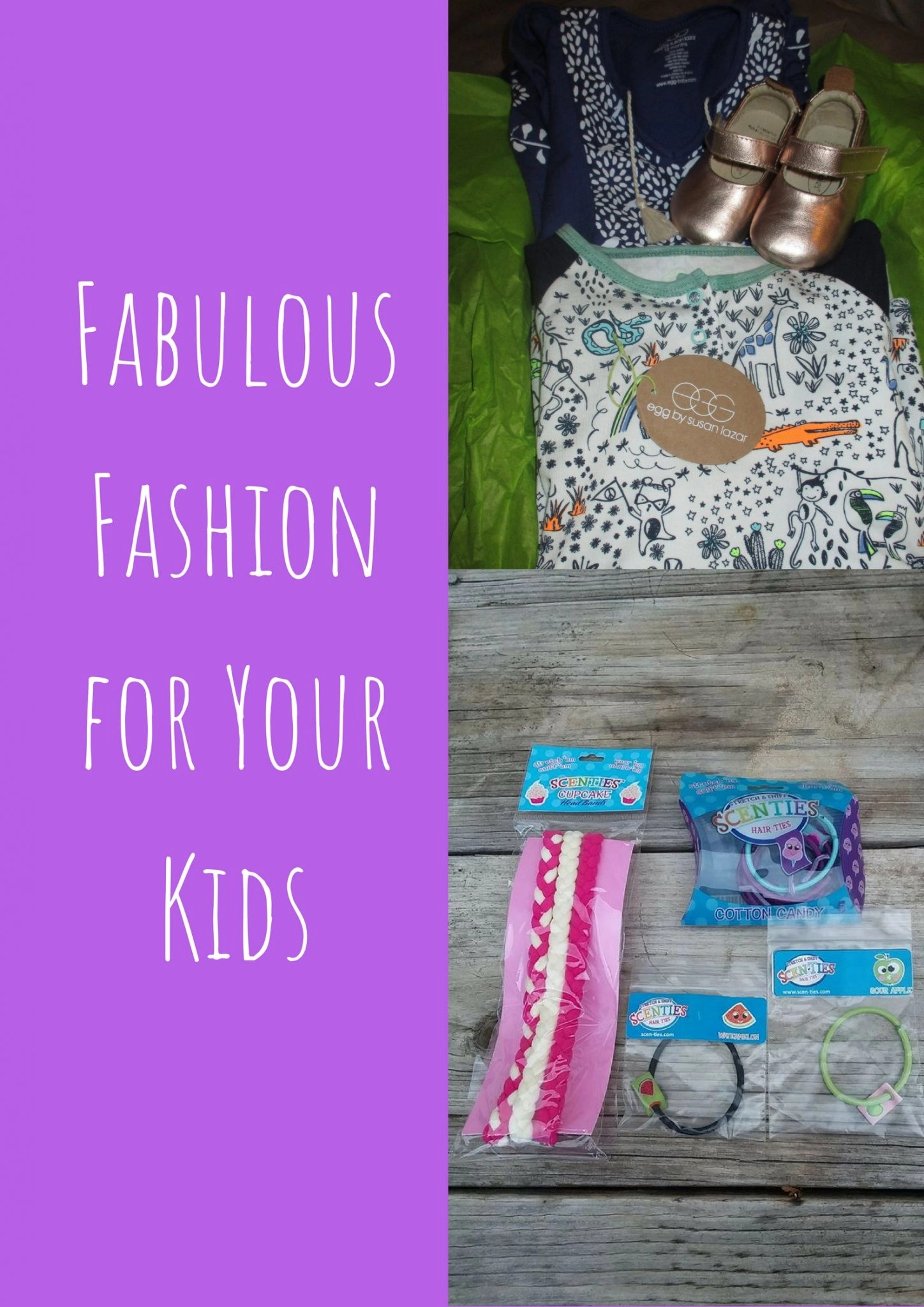 Fabulous Fashion for Your Kids