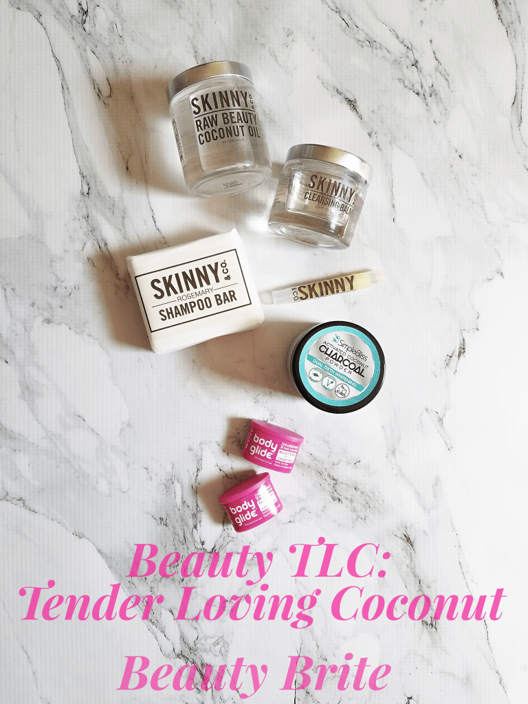 Beauty TLC Tender Loving Coconut