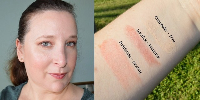 Clean Beauty Au Naturale Swatches