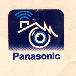 Panasonic HomeHawk™ Front Door Home Monitoring Camera