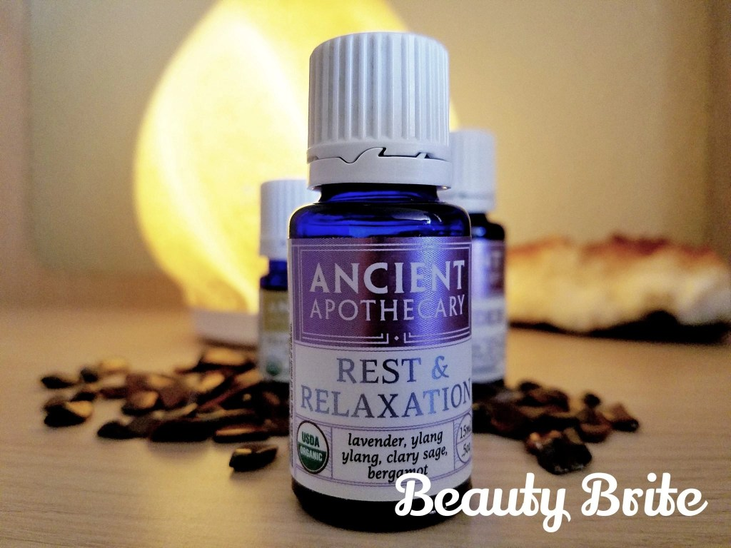 Rest & Relaxation Blend