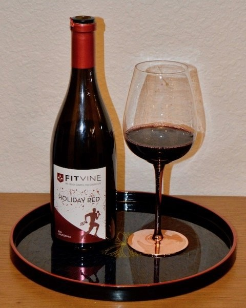 Special Holiday Wines_FitVine Holiday Red