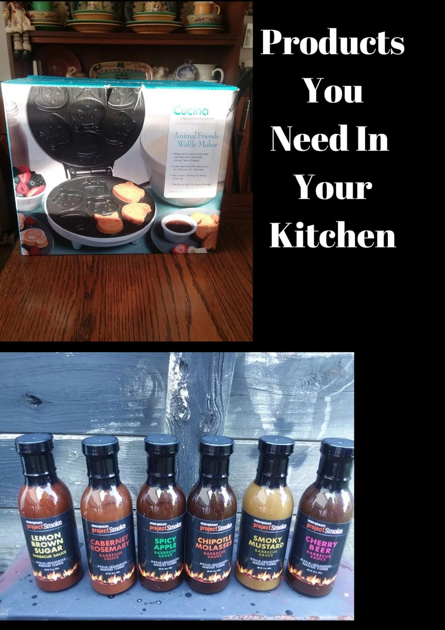 Products You Need In Your Kitchen