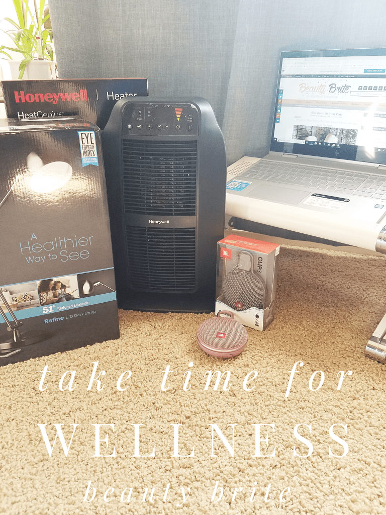 Take Time For Wellness