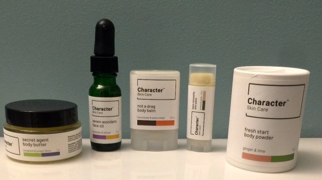 Character Skin Care