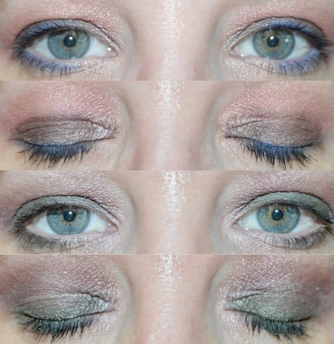 Holiday Makeup_Jane Iredale Let's Party Palette Looks