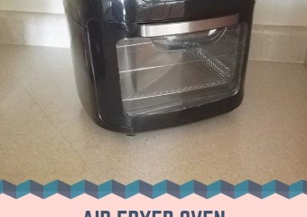 Air Fryer Oven Cooking For The Busy Lifestyle