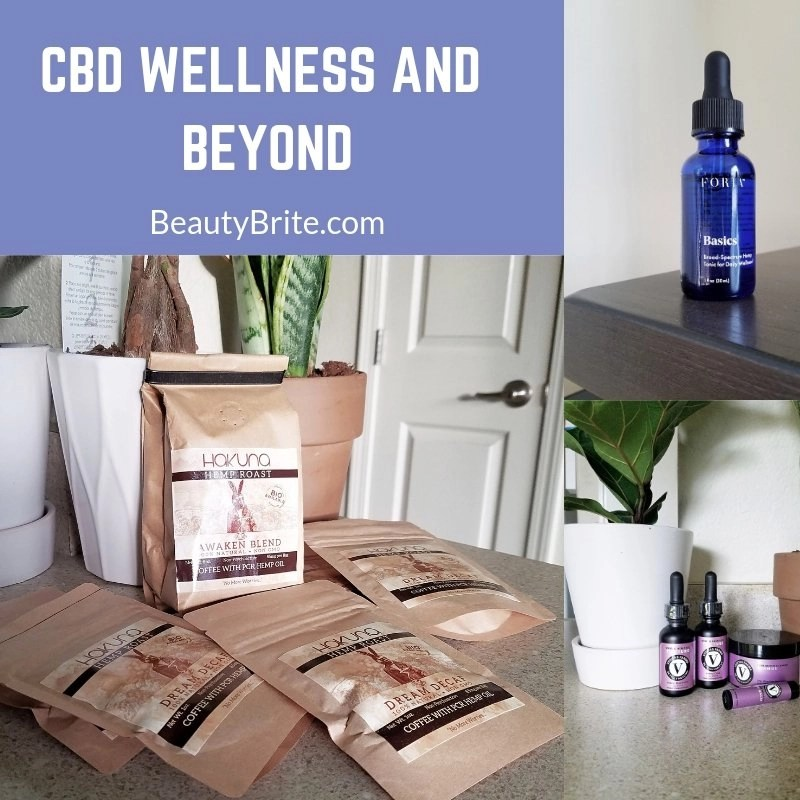 CBD Wellness And Beyond - social media